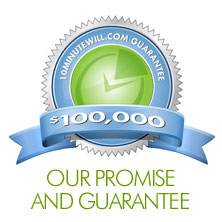 10minutewill.com Promise And Guarantee